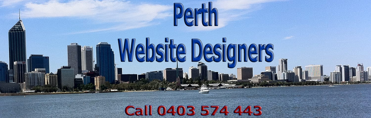 Perth Website Designers specilaising in small business web design.