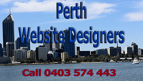 Perth Website Designers Specilaising In Small Business Web Design